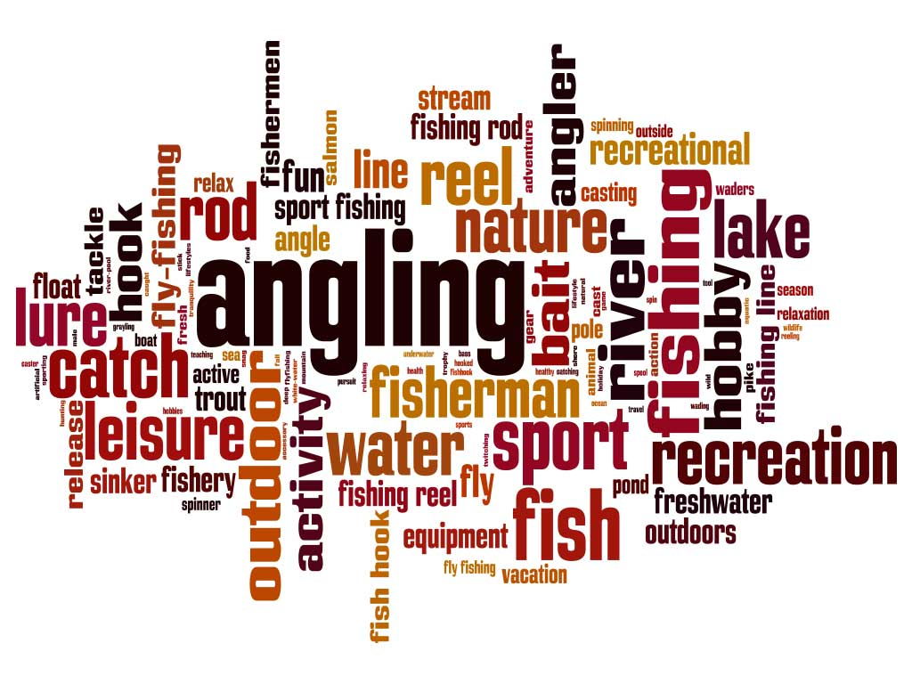 22 Fishing Terms for the Noobie Angler