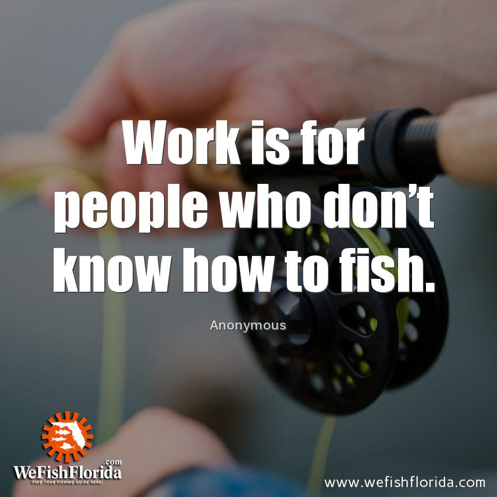 Work is for people who…